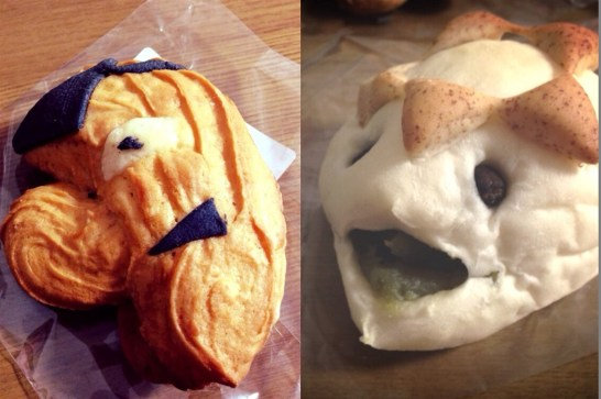 豊橋妖怪パン