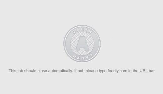iPhoneのブラウザからFeedlyにログインできない