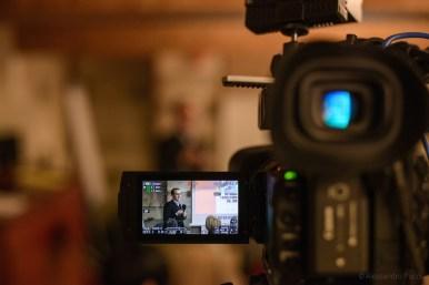 "Presentation of the film: ""El Perro sin Pelo del Perú"" at the headquarters of the FCI. Photo by Alessandro Pucci"