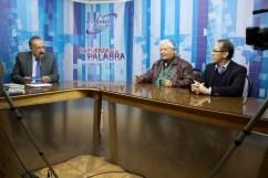Cosmos TV - Interview de Jaime Ardiles -Puno – Perú: La Fuerza de la Palabra de Jaime Ardiles interview con Alberto Quintanilla y Pedro Santiago Allemant.