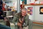 Frank Van Bockstal (Commission communautaire flamande de la Région de Bruxelles-Capitale) et Chien nu du Pérou de Julie Segaert (élevage «Sweety Punk»)