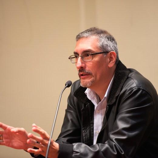 Lizardo Tavera (Arqueólogo) - Photo by Jose Luis Ortiz