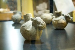 Perro sin pelo del Perú - Cultura Sicán medio - 900 D.C.- Museo Nacional Sicán - Ferreñeñafe. By Favio Jordi Martínez Nuntón - appp/adpp ©2018