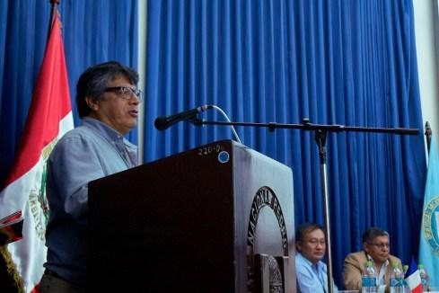 Dr. Bernardo Nieto Castellanos - Vicerrector Académico de la UNPRG. Photo by Favio Jordi Martínez Nuntón / appp – adpp©2019.