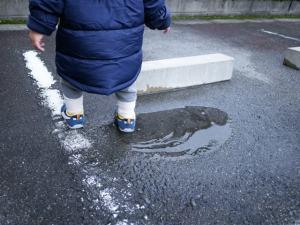 子供の雨具