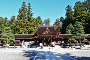 長寿祈願の神社