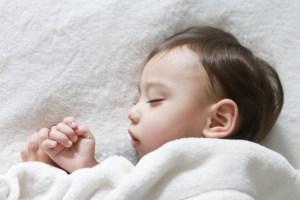 熱帯夜の赤ちゃん