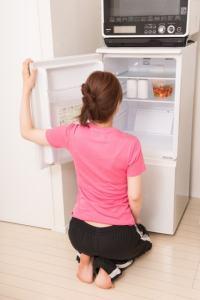 冷蔵庫の臭い取り
