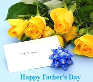 父の日の花のプレゼント
