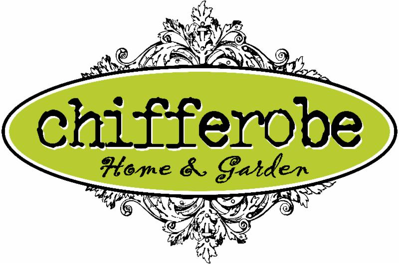 Logo chifferobe home and garden Homes and gardens logo