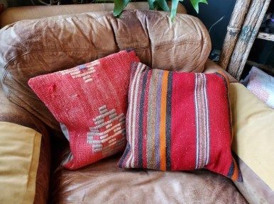 turkish pillow covers vintage kilim