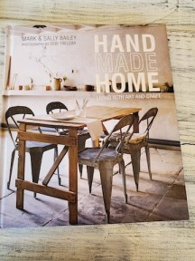 A book by Mark and Sally Bailey, Hand Made Home