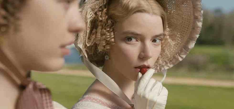 'EMMA.' : Anya Taylor-Joy e l'eroina imperfetta di Jane Austen