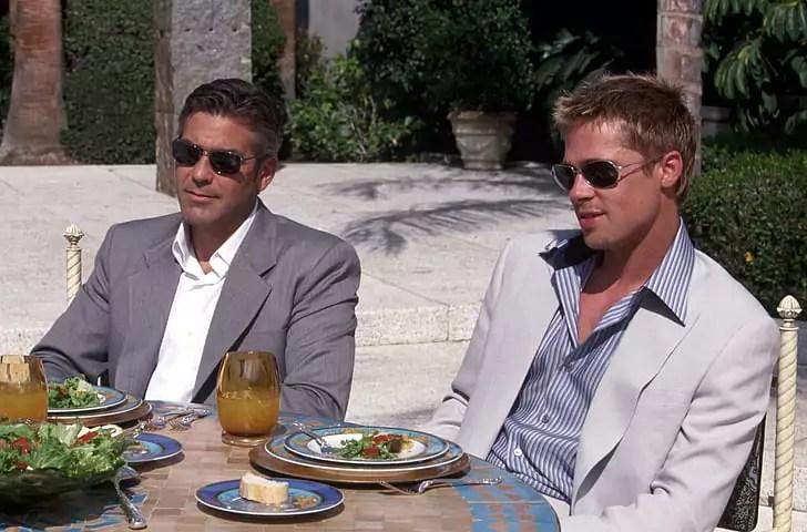 Brad Pitt e George Clooney tornano a recitare insieme nel nuovo film di Jon Watts