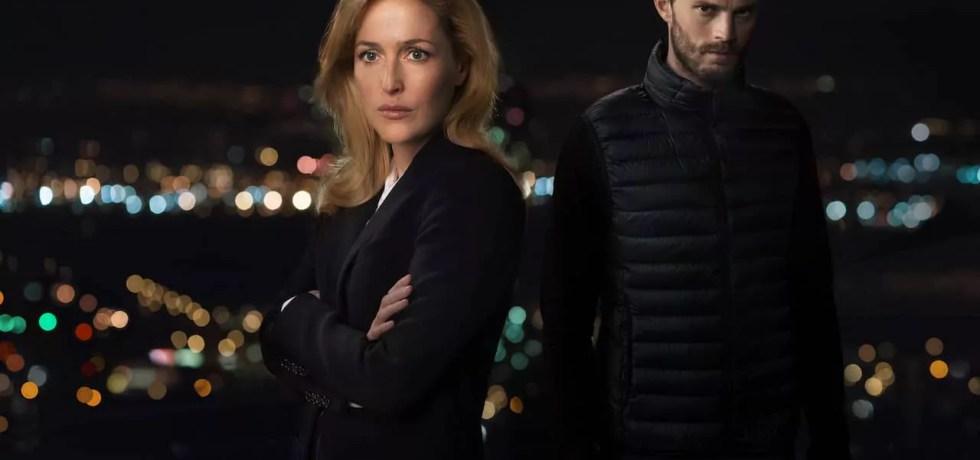 The Fall: la serie crime con Gillian Anderson e Jamie Dornan arriva su Netflix
