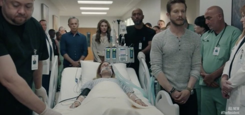 Matt Czuchry parla dell'addio di Emily VanCamp a The Resident: «Emily farà sempre parte della mia vita»