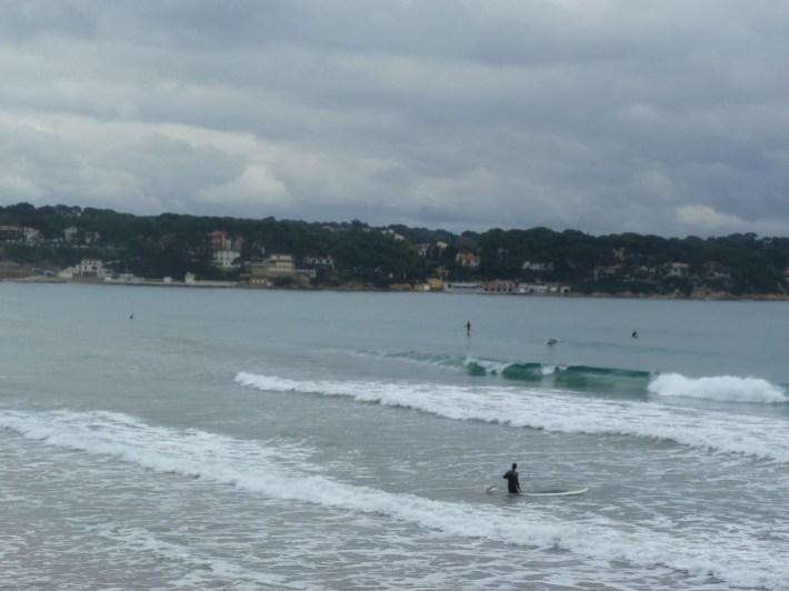 la plage Dorée