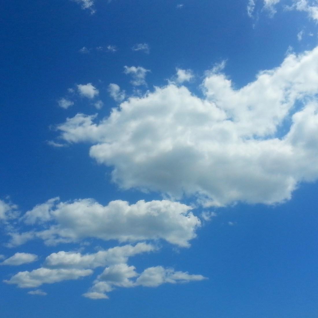 Gros nuages en vue....