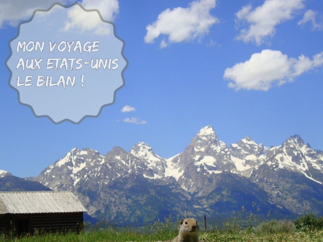 Voyage-aux-Etats-Unis : Grand Teton national park!