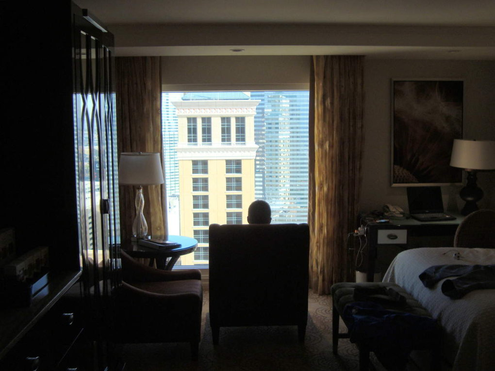 Hôtel-casino le Bellagio / Las Vegas
