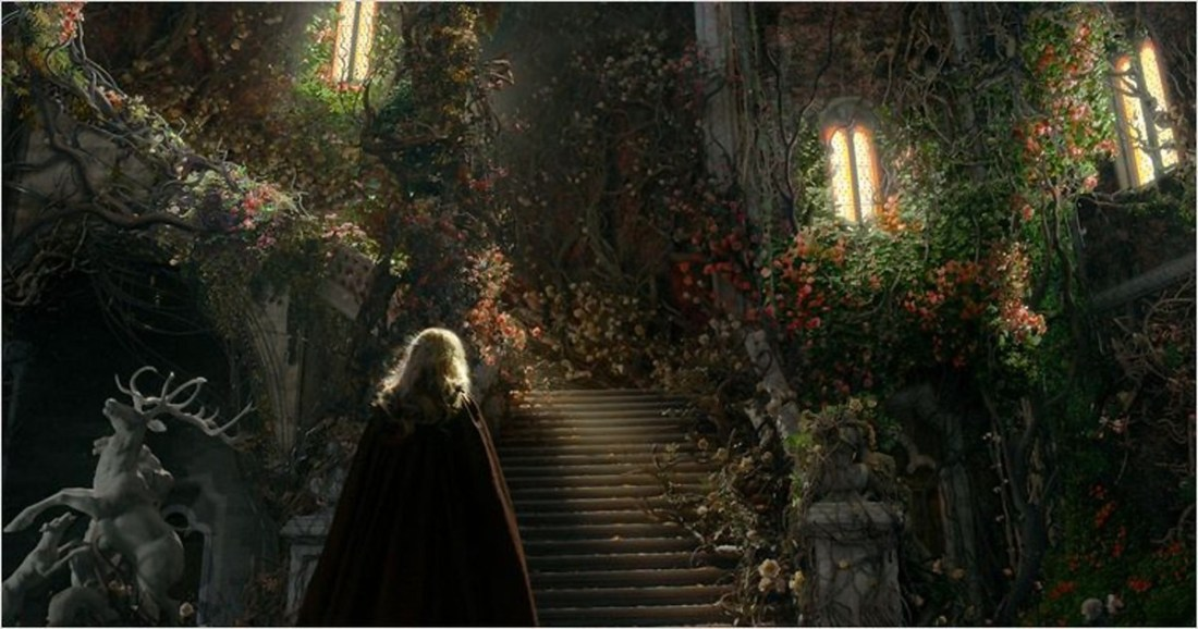 La Belle au château