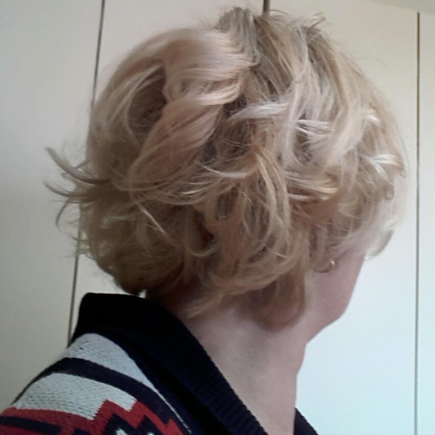 La blondeur, le retour : selfie 2 !