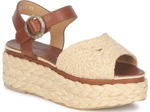 sandales chez Spartoo