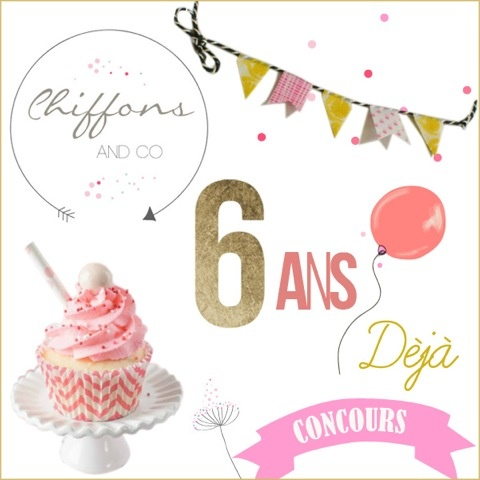 Concours blog'anniversaire !