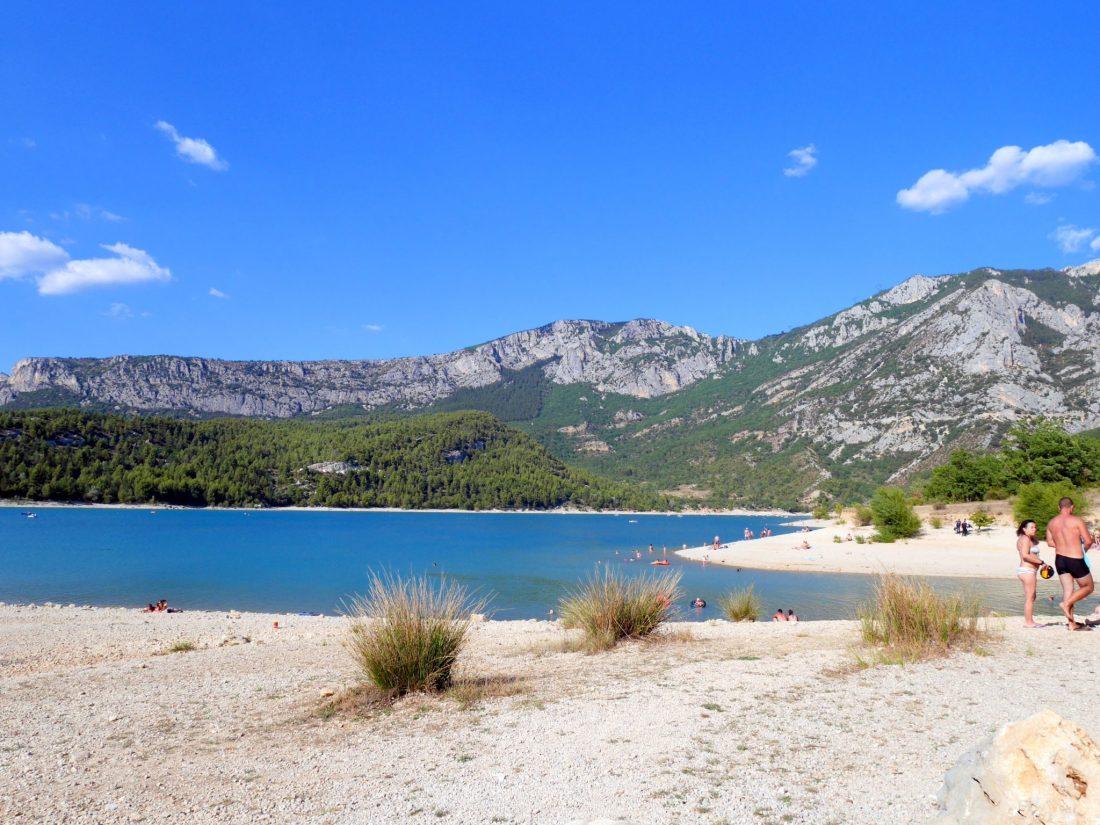 lac de Sainrte-Croix