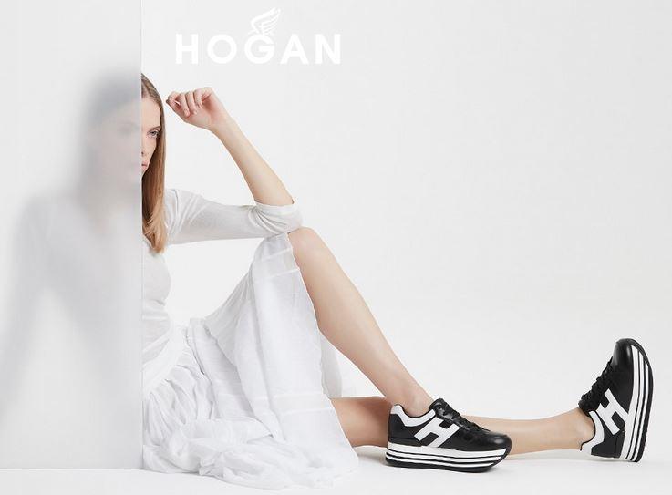 baskets Hogan pour femme