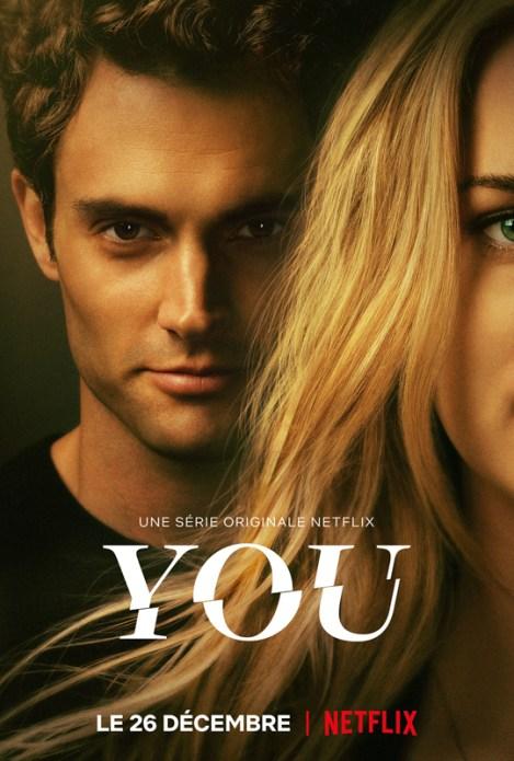 """affiche série """"You"""""""
