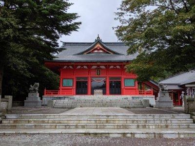 大洞赤城神社