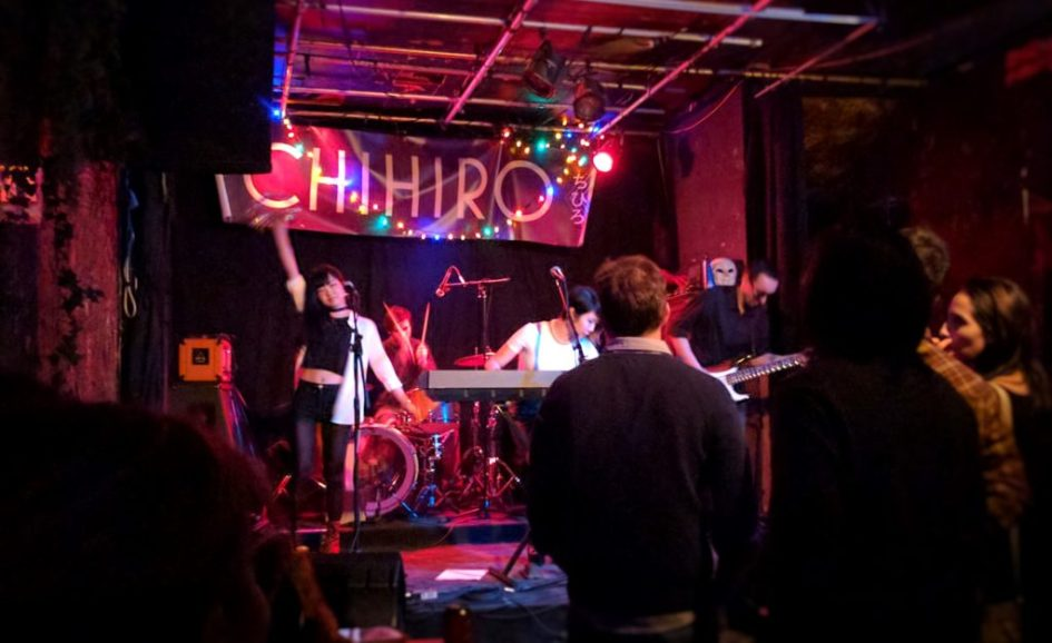 Cameron House Photo Chihiro & The bluenotes concert