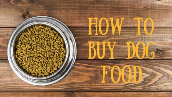Understanding Dog Food Labels