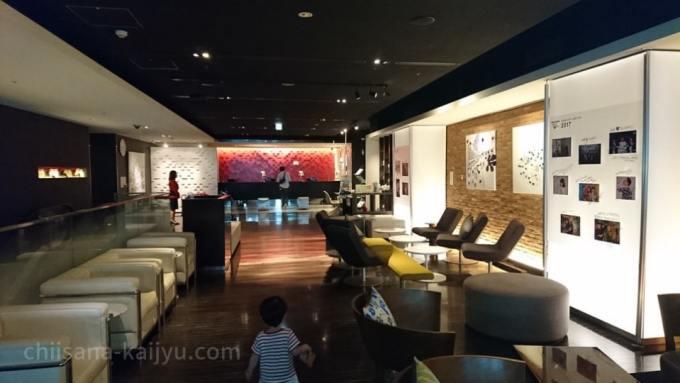 クロスホテル札幌 2階フロント