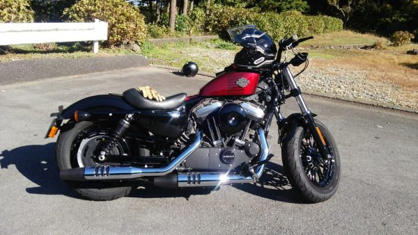 HARLEY-DAVIDSON Forty-Eight XL1200X インプレッション