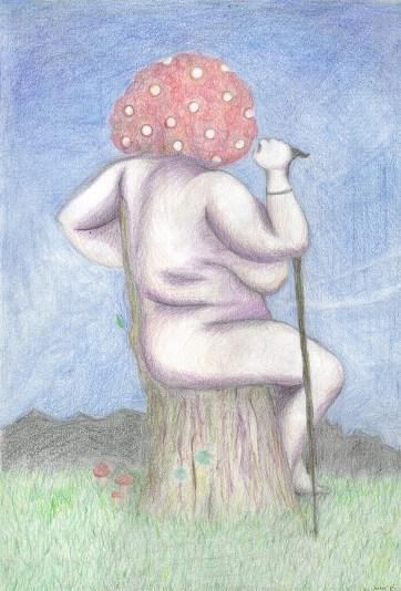 Dame Mushroom