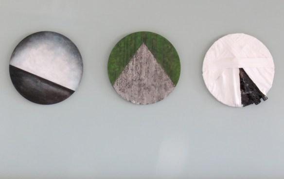 level (triptych)