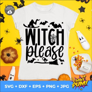 WITCH PLEASE Mockup a