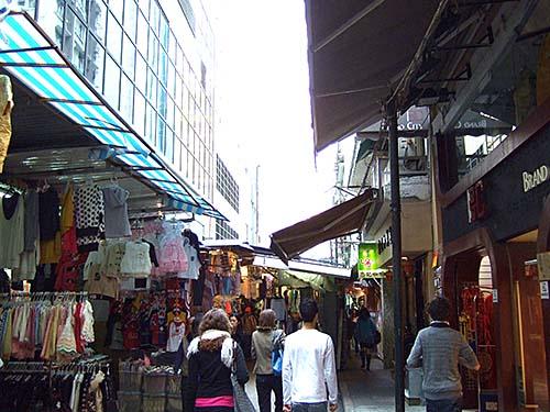 香港2008 (2-5)銅鑼灣エクスプロレーション・その1: ご近所から海外まで