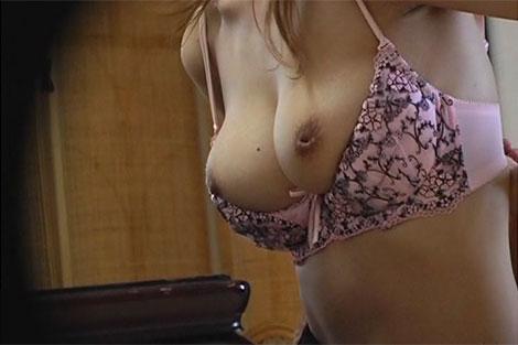 夏川未来さんの陥没乳首