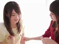 初美沙希ちゃんと有村千佳ちゃんの絡みがもう可愛すぎて違う意味でドキドキする(笑)