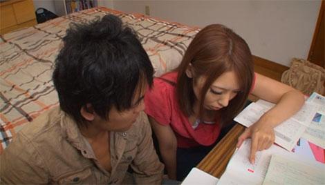 桜井あゆちゃんの家庭教師が始まる