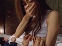 弟が連れてきた敏感乳首の新妻、東凛のピン勃ち乳首に性欲を抑えきれなくなった兄がまさかの乳首寝取り!