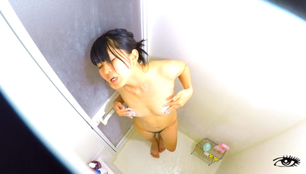 お風呂でチクニー開始