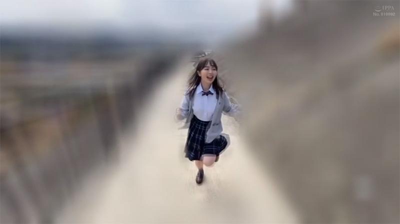 キャッキャしながら走るJ●