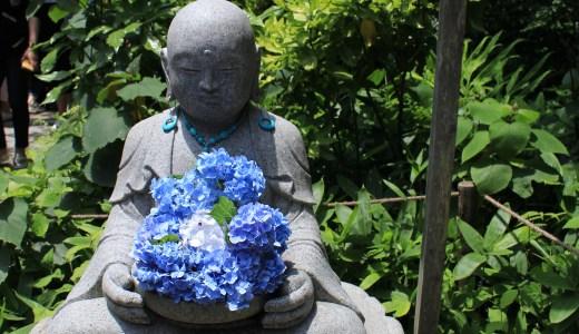 【北鎌倉】紫陽花シーズンの明月院へ行ってきた【神奈川の寺院】