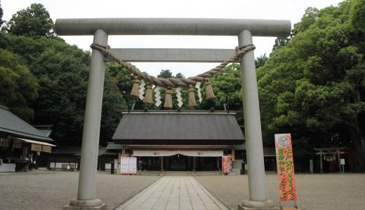 偕楽園の隣にある常磐神社へ行ってきた【茨城県の神社】