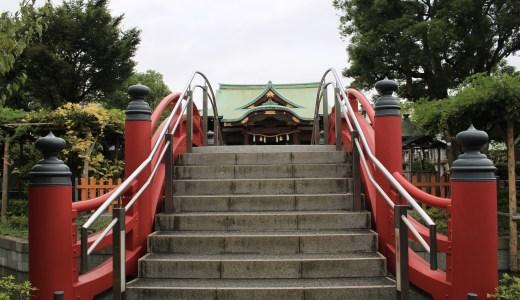 ちくの東京十社めぐりその4〜亀戸天神とその周辺編〜