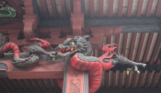 伊香保温泉から近いお寺 水沢観音へ行ってきた【群馬の寺院】